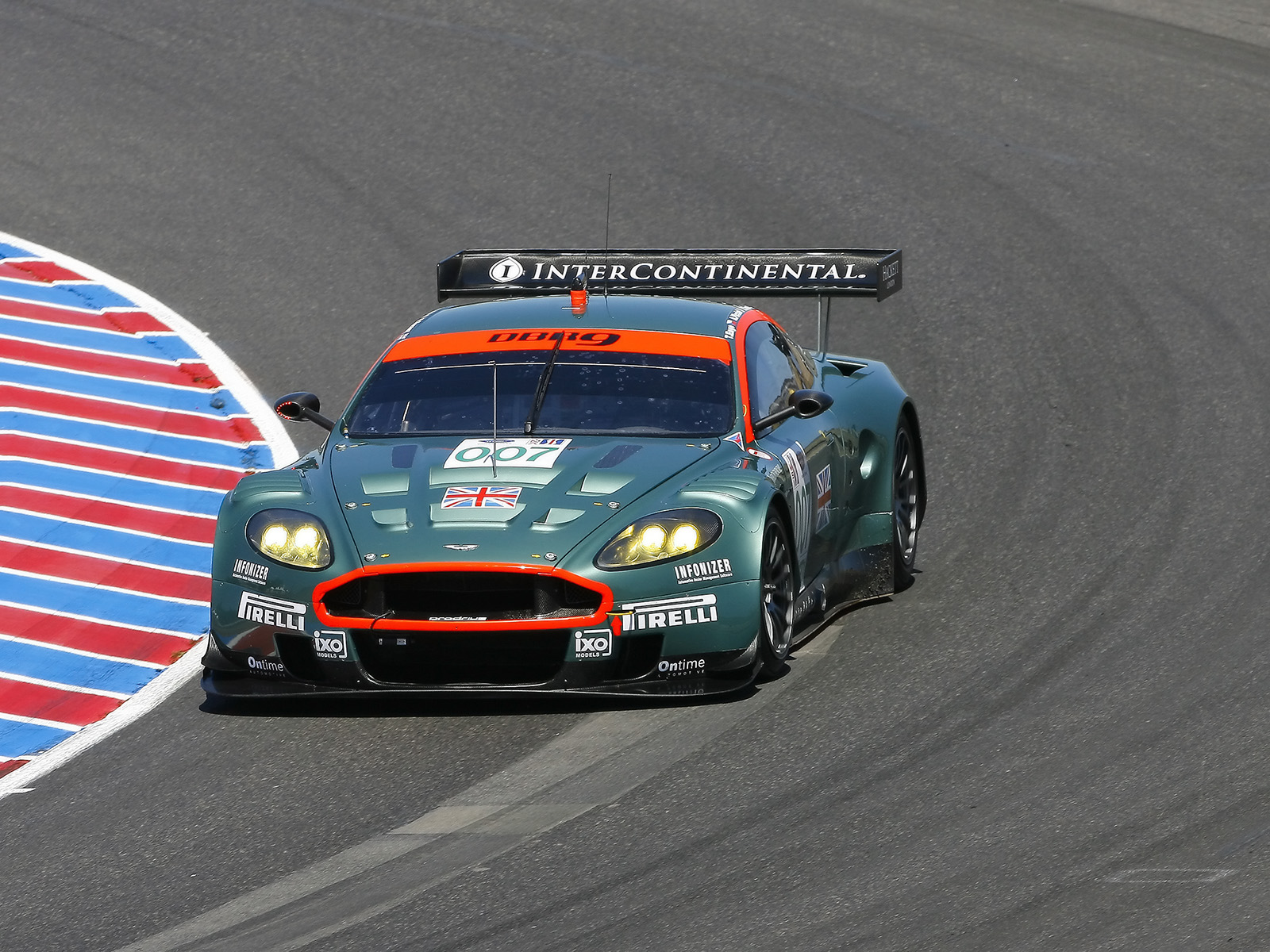 Cars Wallpapers: Aston Martin DB9 Wallpapers