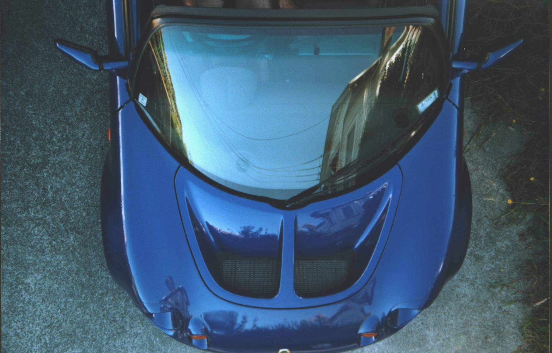 Magnets For Cars >> bork.ca : pics/cars/lotus/elise/gallery/front-overhead.jpg